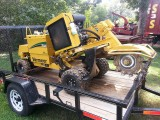 Su-Tree Service Stump Grinder